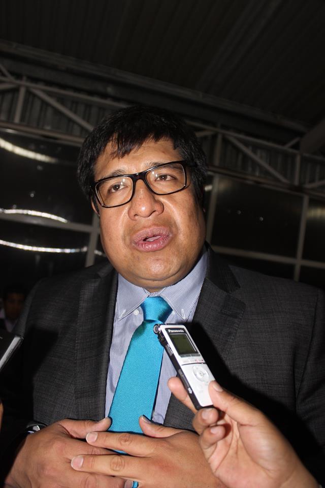 El edil Filemón Acoltzi Nava anunció la gestión de 12 millones de pesos para la construcción del mercado municipal de Contla de Juan Cuamatzi